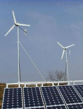 5kw off grid hybrid system/ 2kw wind turbine and 3kw solar power syste,