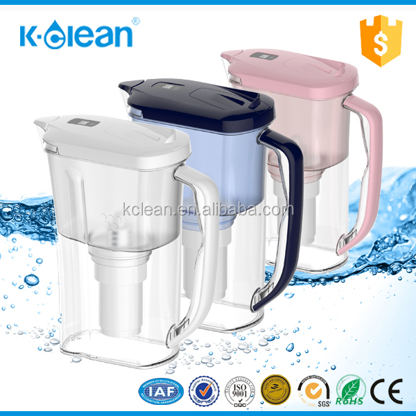 factory supply china top Alkaline Water pitcher Brands