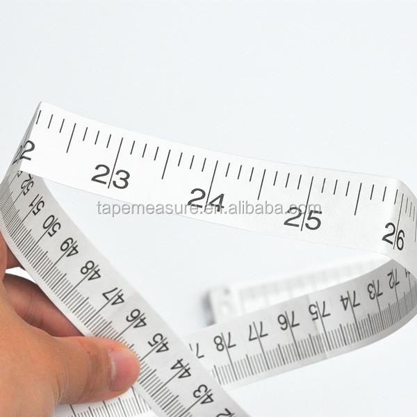 60inch Disposable Tyvek Name Ruler For Measuring Babies Metric ...