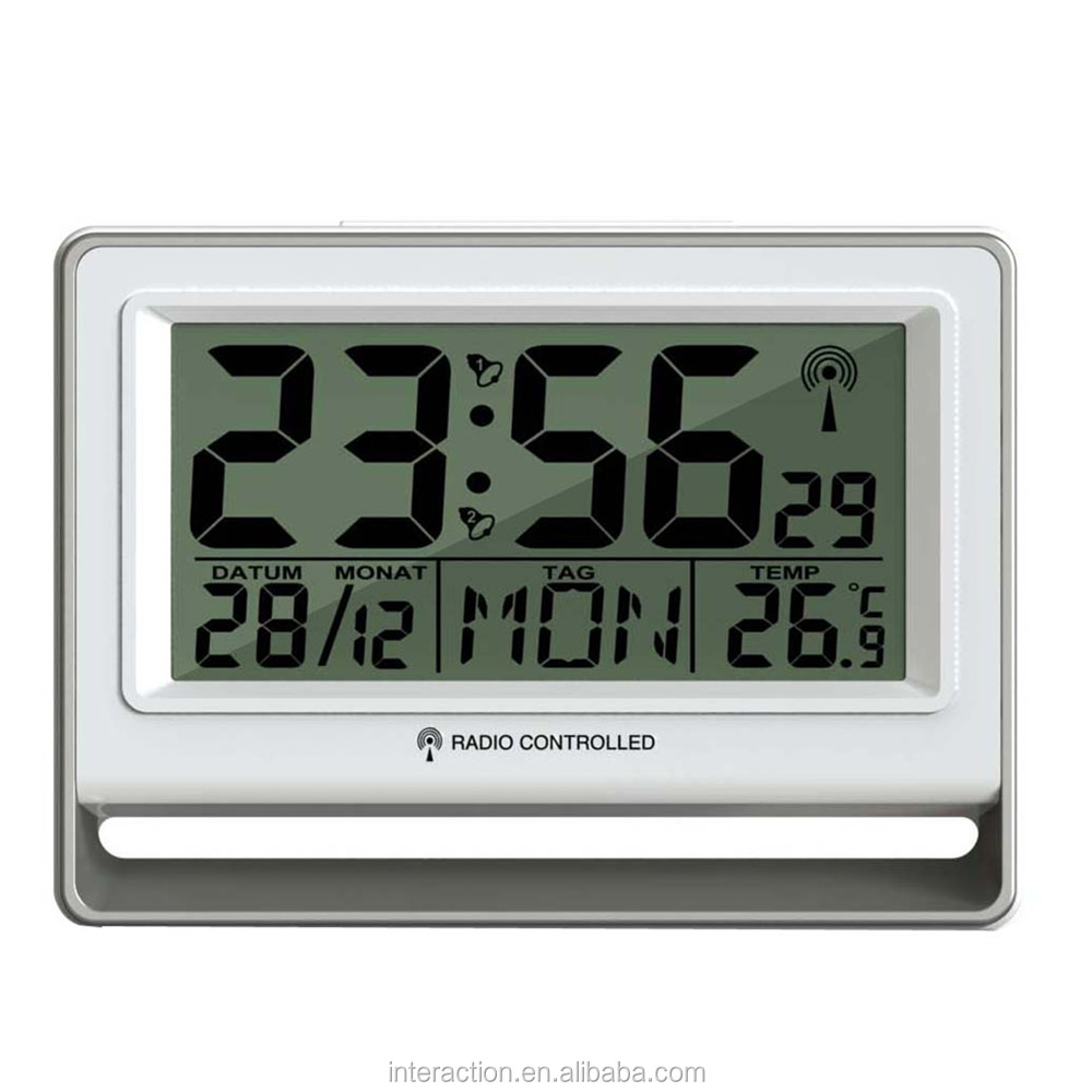 Digital Wall Clock Dcf Wholesale Clock Suppliers Alibaba
