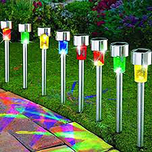 Buy cheap china solar accent lighting products find china solar outdoor color changing plastic solar accent lights yard aloadofball Choice Image