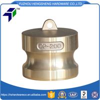 Brass Type DP Quick Connect Fittings Dust Cap