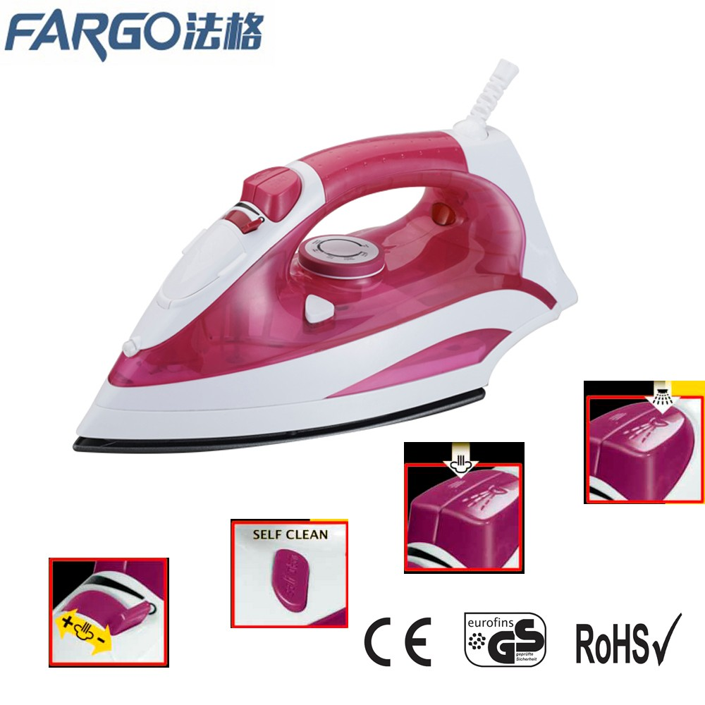 Appliances Fargo Manufactory Small Home Appliances Full Function Steam Iron Box