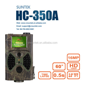 Suntek HC350A Black 940NM 16MP 0.5s Scouting Hunting Camera