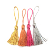 BOKA colorful polyester wholesale tassel for jewelry