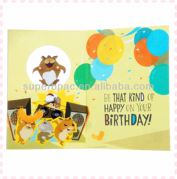 Voice Recording Greeting Card Voice Recording Greeting Card – Voice Birthday Cards