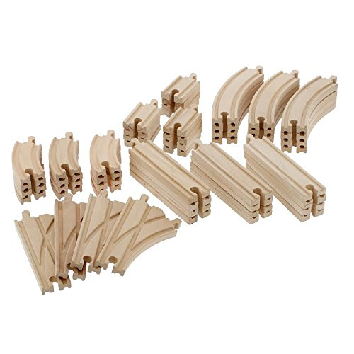 Wooden Train Track Thomas Wooden Railway System toy