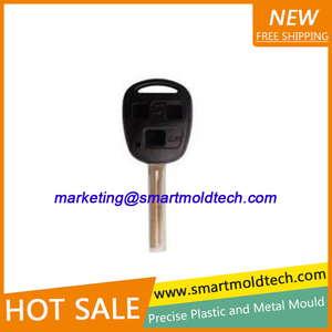 Smart car key shell manufacturing mould injection molding