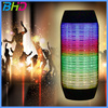 music mini bluetooth led speaker out door wireless speaker bluetooth with led light