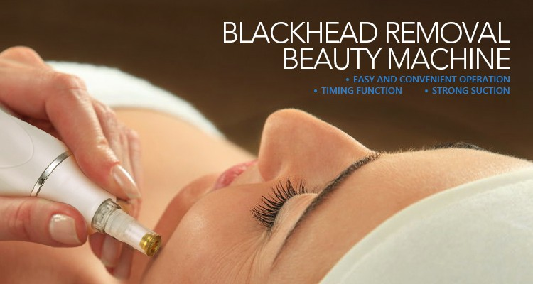 Newest Black Head White Head Removal Machine With Mini Diamond Dermabrasion For Home Use