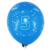 promotional round shape custom number printed balloons
