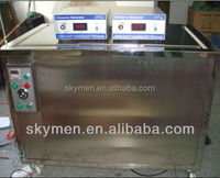 Powerful ultrasonic cleaner tank remove dirt ,oil, Condenser Tube cleaning for degrease