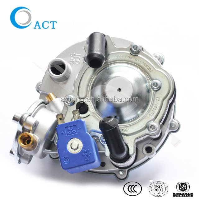 3 generation LPG reducer /lpg conversion kit for motorcycle