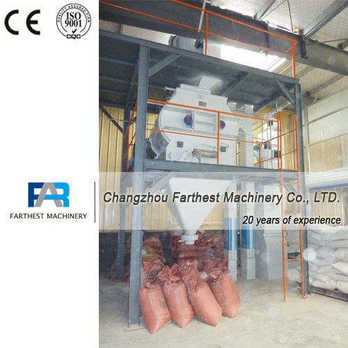 Dairy Cow Food Production Line