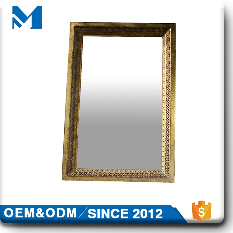 Style Big Hotel Wall Low Iron Glass Blank Rectangular Mirror