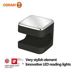 Osram Cuby Auto Indoor Light USB Charging Clip Car Led Reading Light