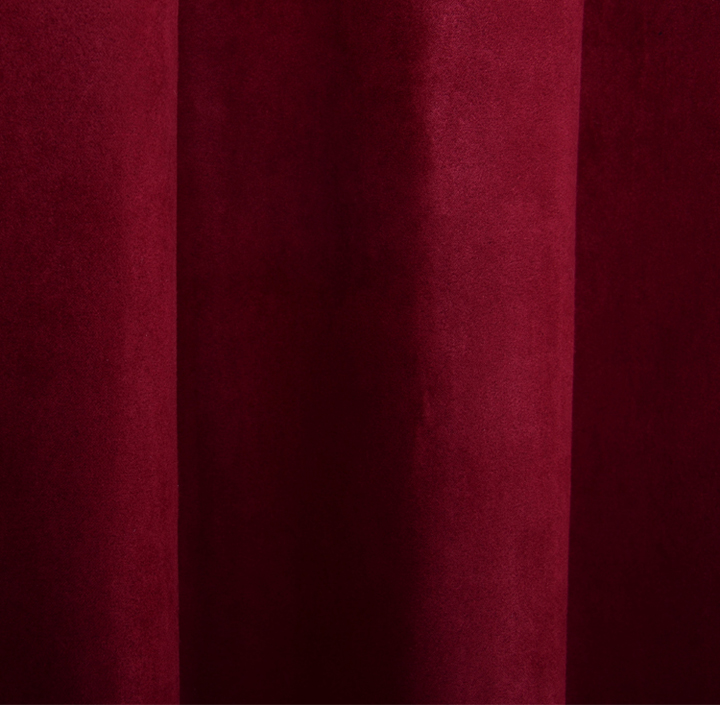 Free sample available customized thick polyester fabric dye,faux suede fabric