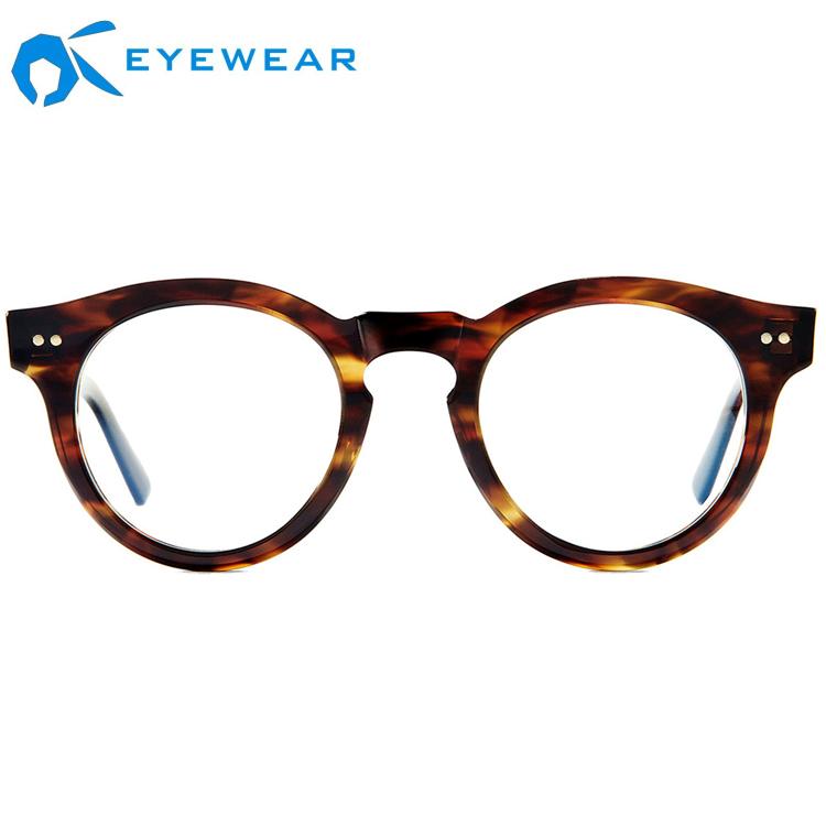 Prescription Japanese Eyeglasses High-quality Custom Round Shape ...