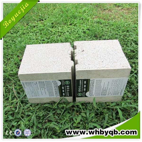 Removable no construction waste EPS Concrete Wall Panel for Exterior Wall