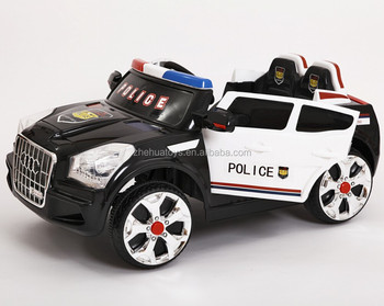 2015 New Hot Kids Ride On Police Car