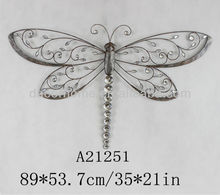 Genial Metal Dragonfly Wall Decor, Metal Dragonfly Wall Decor Suppliers And  Manufacturers At Alibaba.com