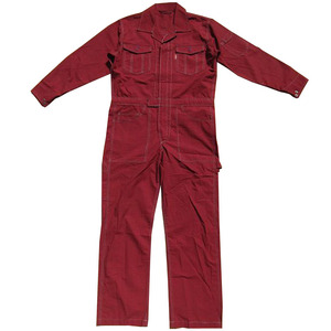 High Quality Working Uniform Design Maintenance Workers' Coverall for Men's Wear