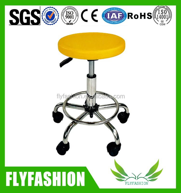 Sensational Cheap Lab Stool Chair With Wheels No Back Round Stool Leisure Chair Buy Lab Stool Chair Round Stool With Wheels Leisure Chair Product On Ibusinesslaw Wood Chair Design Ideas Ibusinesslaworg