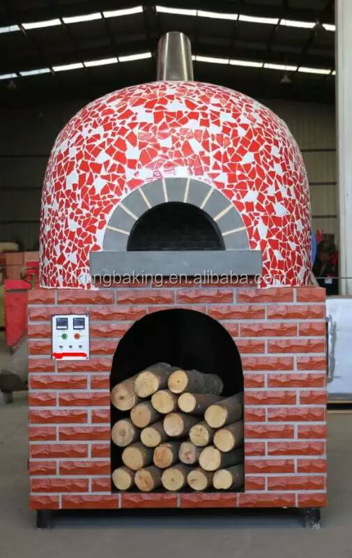 Heavy Commercial UKUNG New Style Fire Wood Fired Pizza Oven