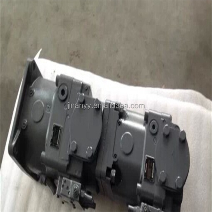 A11VO Rexroth A11VO145+A11VO145 Hydraulic Piston Pump For Roadheader