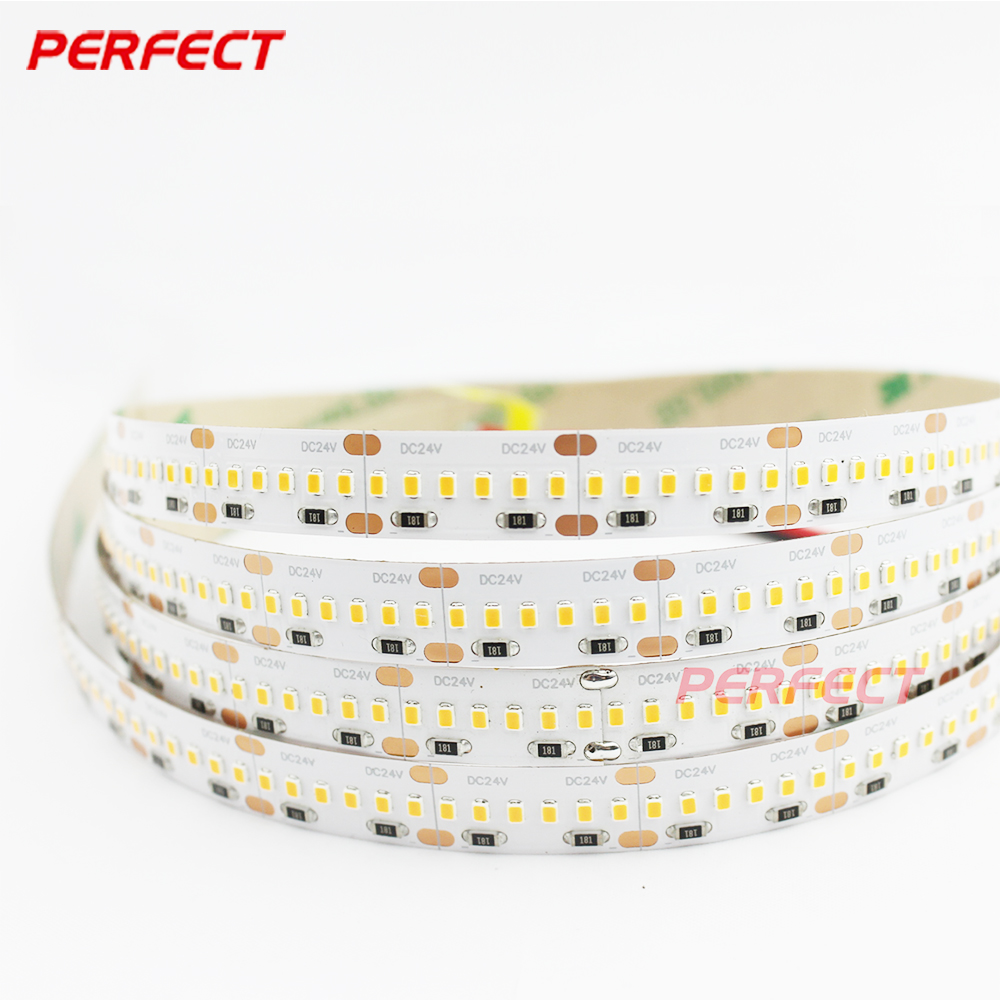 Top sale good heat dissipation mini 300leds/m full series 2216 led strip