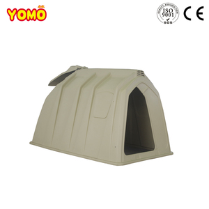 YOMO dairy farm equipment Rotational moulding big calf cage YMND03 calf breeding equipment