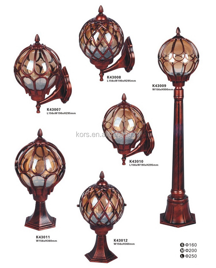 outdoor pendant light home desgin decorative porch lighting lantern hanging chain lamp