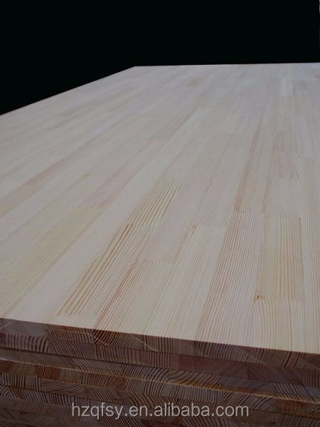 Wholesale pine edge glued board/Panel