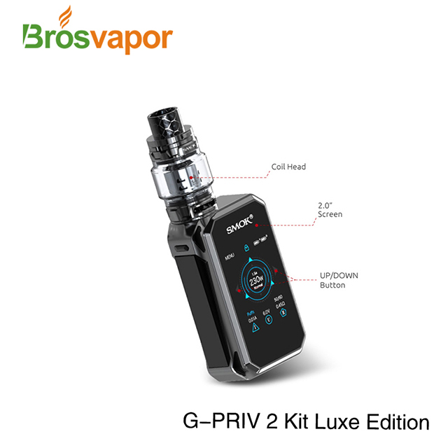 SMOK G-PRIV 2 230W KIT LUXE EDITION WITH 8ML TFV12 PRINCE TANK