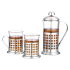 large french press 1000 ml coffee tea maker