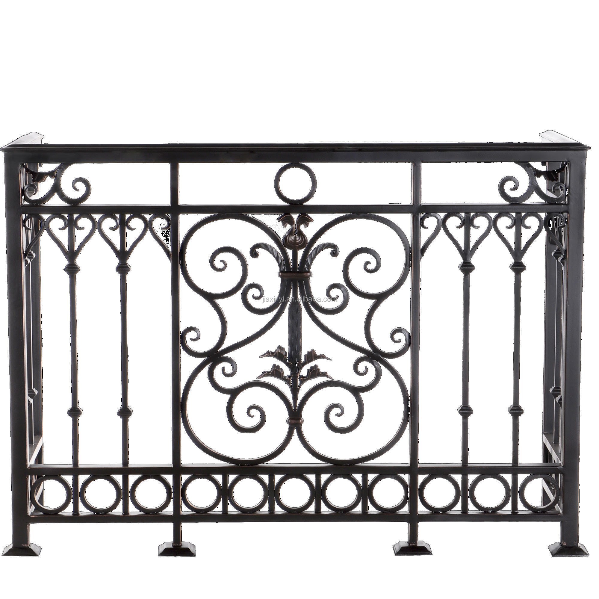 Fancy Wrought Iron Balcony Railing Designs For Mexican ...