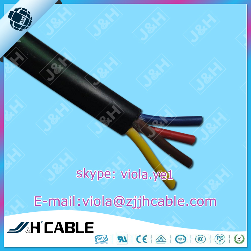wind turbine tray rohs 600V XLPE UL1277 wind power cable FTPR TC TC-ER cable