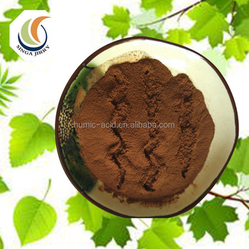 Water soluble agrochemical organic fertilizer fulvic acid price