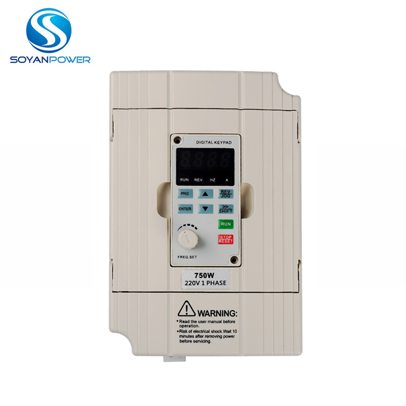 China top 10 VFD inverter manufacturer Soyanpower professional AC motor drive for water pumping machine