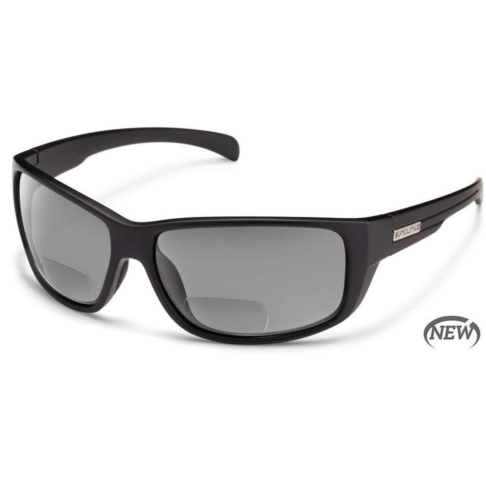 f7094035c5 Get Quotations · Suncloud Optics Milestone Polarized Reader Sunglasses
