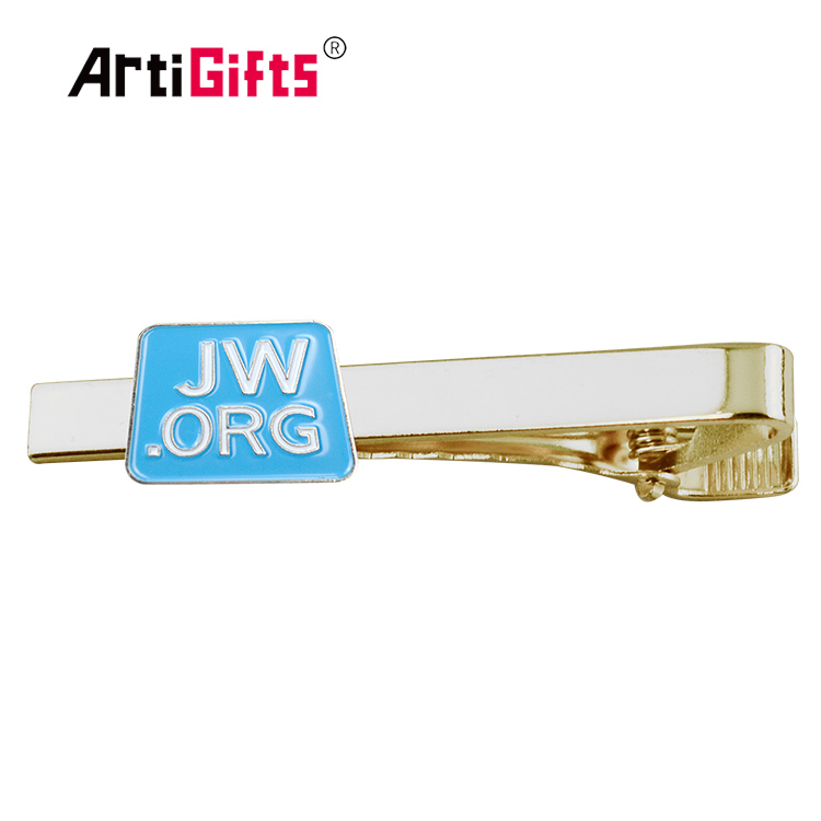 d377f028cd33 Custom Tie Clip Manufacturers Bulk Jw.org Clip On Tie Parts - Buy ...