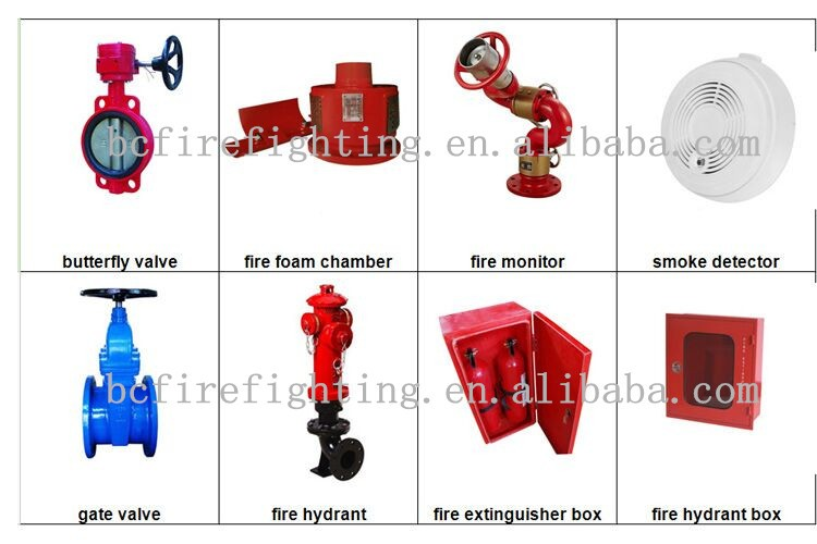 Rotational Fire Truck Water Cannon/Fie Fighting Water Monitor