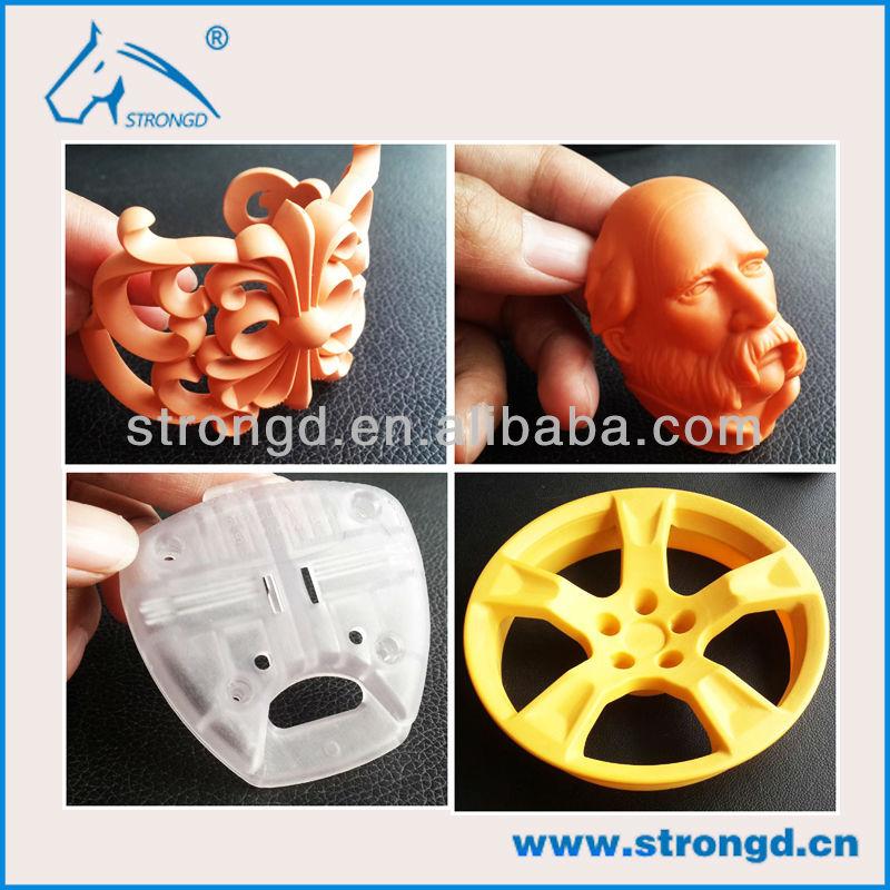 Customize Abs Plastic Resin Sla Sls 3d Printing Anime Figure Prototyping -  Buy 3d Printing Anime Figure Prototype,Sla Sls 3d Printing