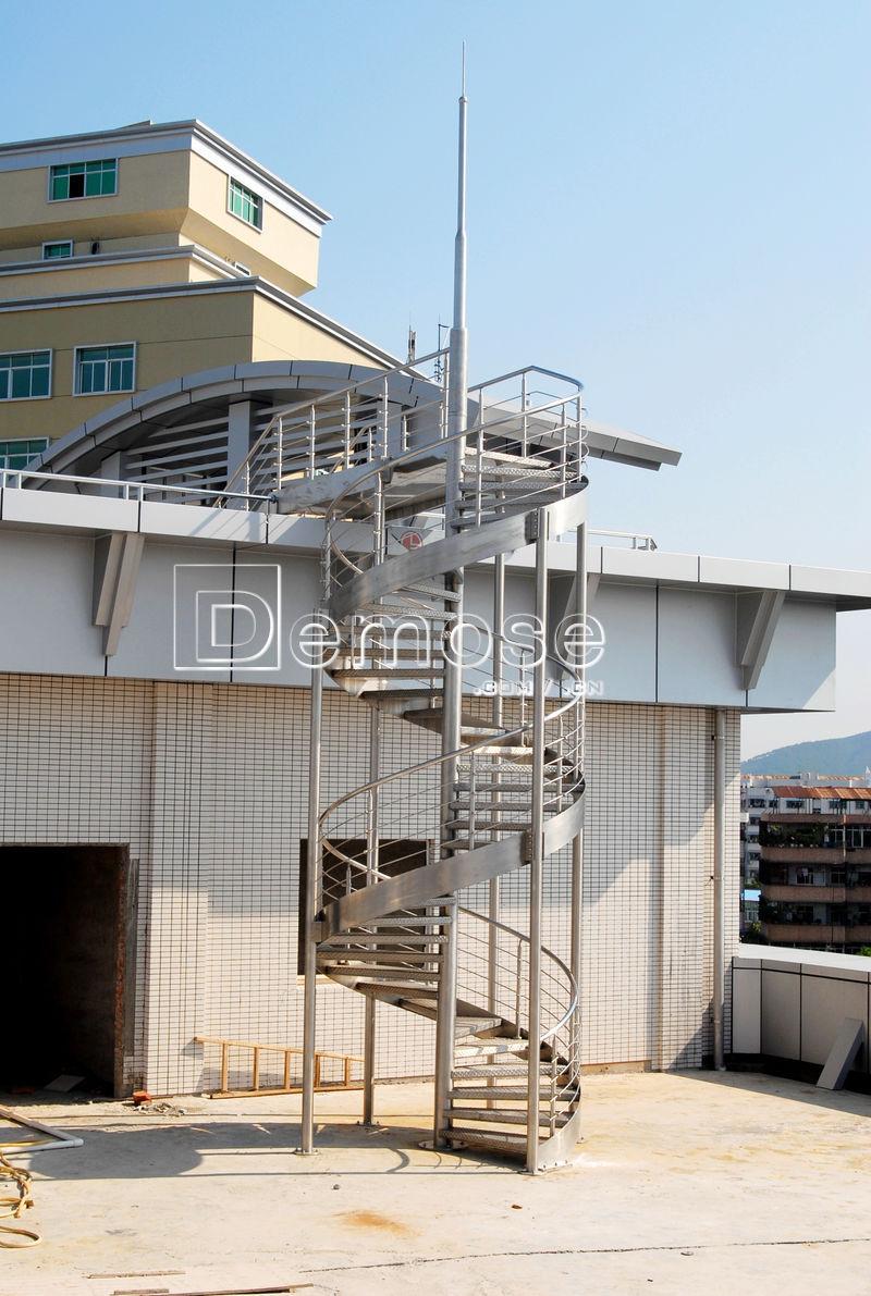 acceso de bomberos exterior escaleras para precios fuera