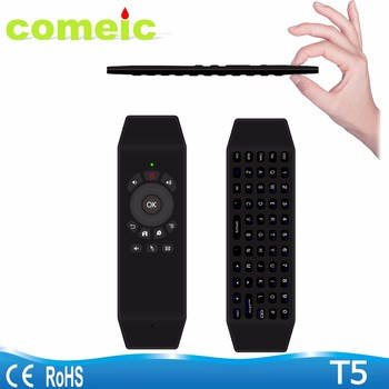 a4a0a6f48aa android tv box remote control for t95x with air mouse keyboard support to tv  box