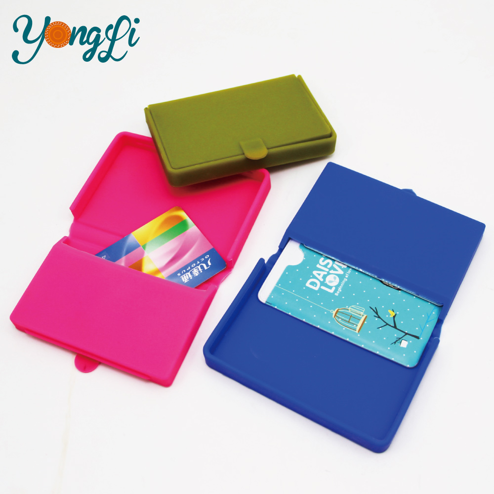 Silicone Rubber Business Card Holder, Silicone Rubber Business Card ...
