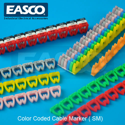 Easco Color Coded Cable Marker Supplier - Buy Color Coded Marker Supplier,Plastic on