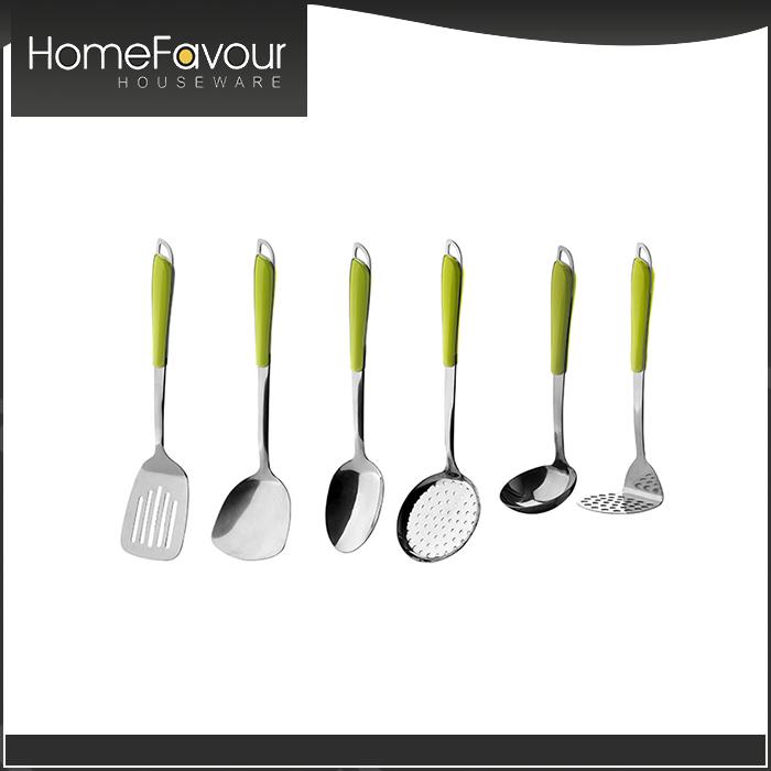 Moderne Küchenutensilien: Handel Gewährleistet Fabrik TÜv Compliance Moderne Grün