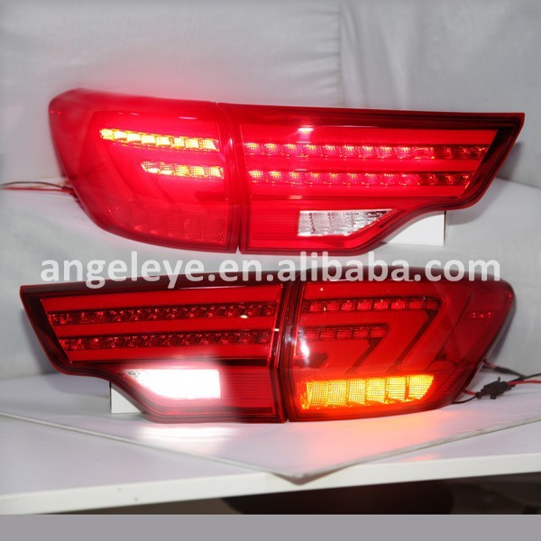 Para toyota highlander led luces traseras 2014 2015 ao color rojo para toyota highlander led luces traseras 2014 2015 ao color rojo bzw buy product on alibaba aloadofball Images