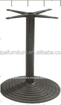 Wrought Iron Table Base For Granite Tops